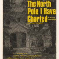 North Pole I Have Charted by Anson Campbell 3-7 December 1974