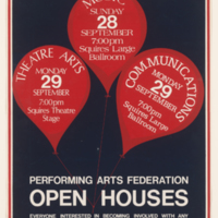 Performing Arts Federation Open Houses