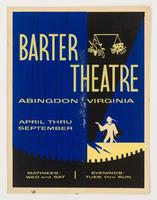Barter Theatre Abingdon Virginia April Thru September