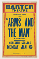 Arms and the Man by George Bernard Shaw Jan 6