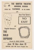 No Exit [by] Jean Paul Sartre