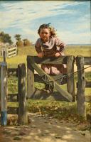 Swinging on the Gate