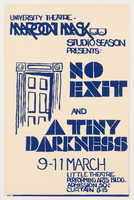 No Exit and Tiny Darkness