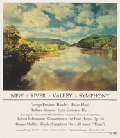 New River Valley Symphony 1993