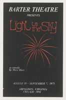 Light Up the Sky by Moss Hart