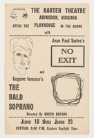 No Exit [by] Jean Paul Sartre