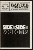 Side by Side by Sondheim by Stephen Sondheim