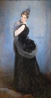 Portrait of Norah Gribble