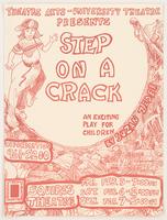 Step on a Crack by Suzan Zeder