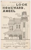 Look Homeward, Angel by Thomas Wolfe