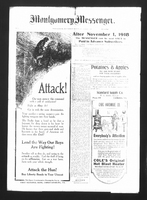 Montgomery Messenger (Christiansburg, Montgomery County, VA), Vol. L., October 4, 1918