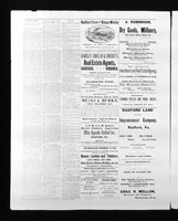Radford Enterprise (Radford, VA), Vol. 1, No. 20, Saturday, August 23, 1890