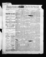Radford Enterprise (Radford, VA), Vol. 2, No. 51, Wednesday, June 10, 1891