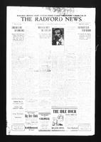 Radford News (East Radford, VA), Vol. 1, No. 26, Wednesday, February 19, 1913