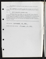 Ordinance adopted Oct 12, 1981