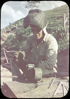 Pipeline job near Cisneros